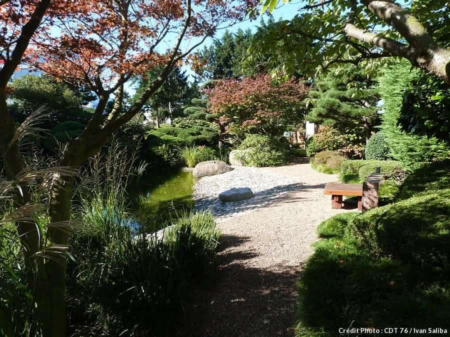 Parc japonais du havre