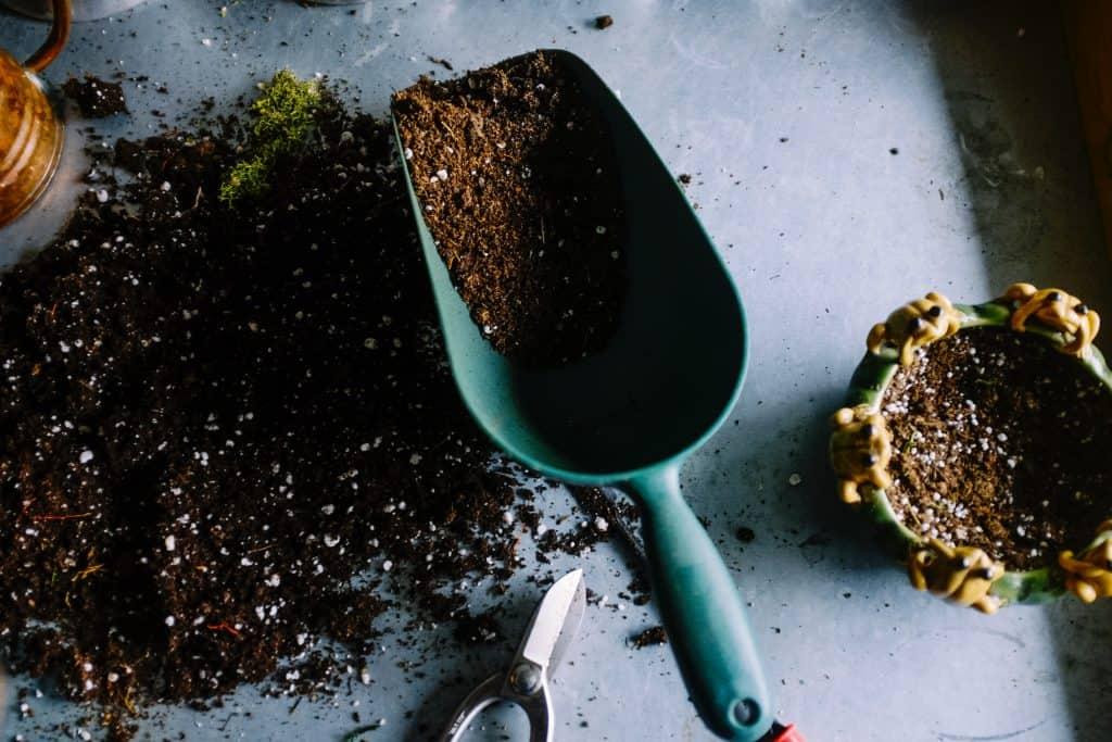 Outil pour jardiner