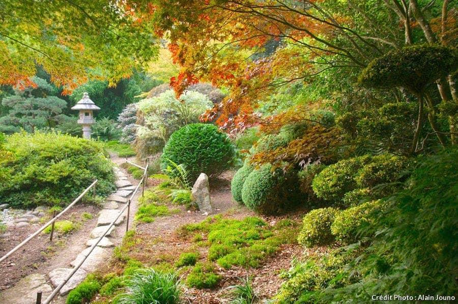 Jardin botanique de Haute Bretagne