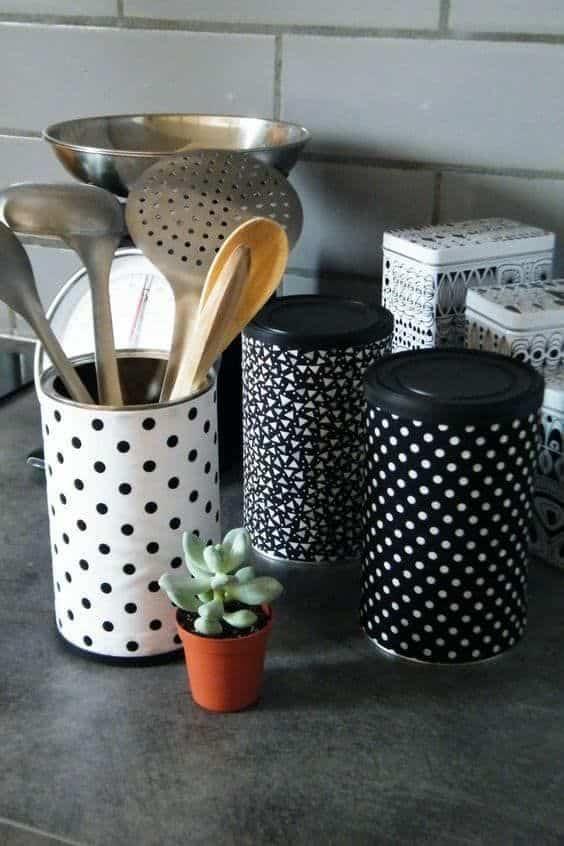 diy 5 idees canons pour recycler vos boites de conserve save the deco