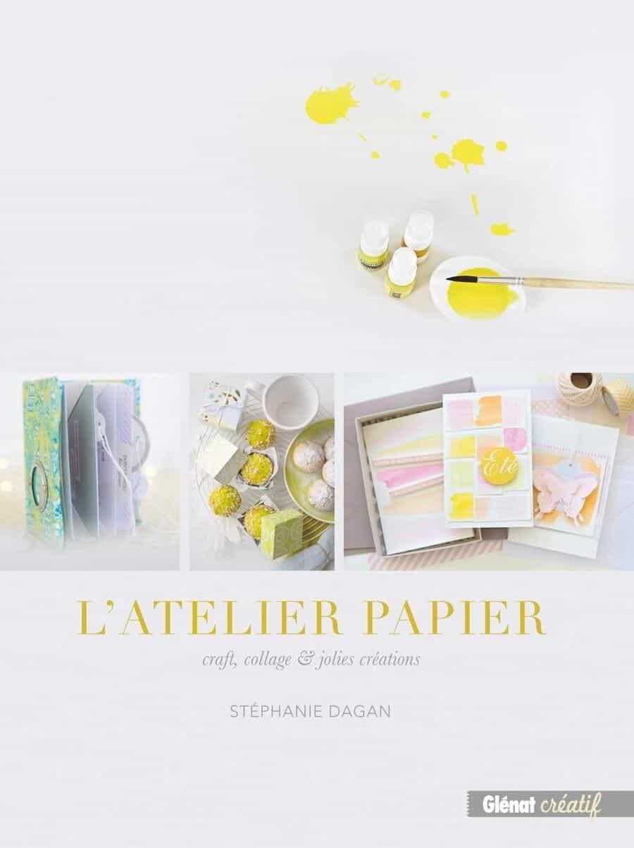 livre atelier papier